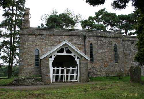 redmire church